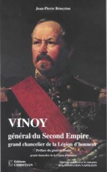 Vinoy, general du second empire, grand chancelier de la legion d'honneur